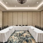 Meeting Room U-Shape Setup