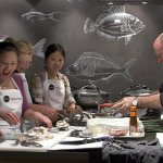 Seafood Cooking Class at Sydney Fish Market
