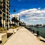 Restaurants, Cafes, walks, beach, piers