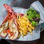 1 lb Grilled Lobster