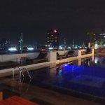 Roof Pool