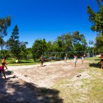 BackPackers Inn On the Beach At Byron Bay - Volleyball matches
