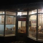 Our new lovely cafe/restaurant