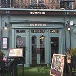 Outside the Bumpkin
