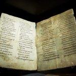 Scriptorial d'Avranches, musee des manuscrits du Mont Saint-Michel