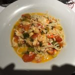 Pasta with Crab meat