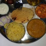 North food thali
