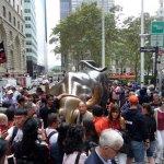 Foto de Charging Bull (Wall Street Bull)
