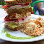 sandwiches with hoxton bakehouse bread