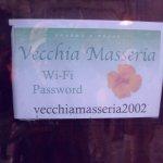 Photo de Vecchia Masseria