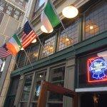 An authentic Irish pub in downtown Memphis.
