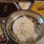 The famous thali