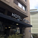 Photo of Hotel Alpha