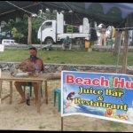 ananda silva beach hut