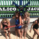 Fun Times at Calico Jack's. #SKISHOT