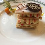 Over the Top Mille Feuille
