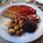 A good clean breakfast !