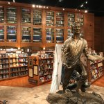 Billy Graham statue and library