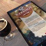 Draft Beer and Menu Cover
