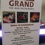 Grand The Asia Restaurants Foto