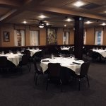 Market Street Room - this can be for small or large gatherings - up to 150+ guests!