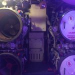 Torpedo tubes in B39 submarine