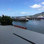Cairns Harbour Lights Foto