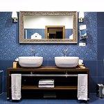 Bathroom in Room 402