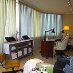 Windsor Court - Spa nail treatment room