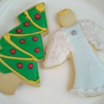 Our house-made Christmas cookies are a seasonal favorite.