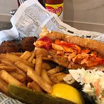 The HOT Lobster Roll!