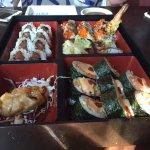 lunch bento 3 combination