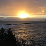 Sunrise from Cape Disappointment Lighthouse
