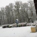 1st snow winter 2017
