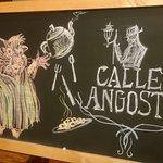 Restaurantes Calle Angosta