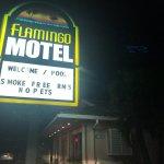 Photo de Flamingo Motel