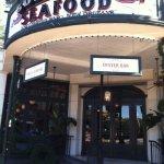 Superior Seafood Exterior