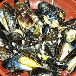 mussels in white wine lemon butter