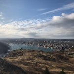 Beautiful views from Signal Hill