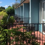 Our neighboring balconies