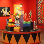 From the Rolly Crump exhibit.