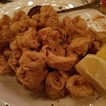 Heck everyone loves fried calamari....don't you? Do get them here! A must to share:-)