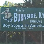 Boy Scouts Sign