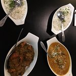 deliciously rich and tasty curries