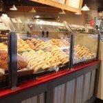 Bagels everywhere!