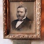 a photo of President Ulysses S. Grant