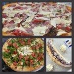 Pizza Marinaio, Pizza Magna&Tasi, Calzone alla Nutella