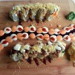Foto de Butterfly Sushi Bar & Thai Cuisine