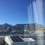 View of Table Mountain from Room