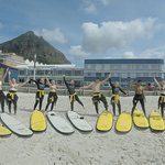 Foto de Stoked School of Surf Lessons & Surf Trips